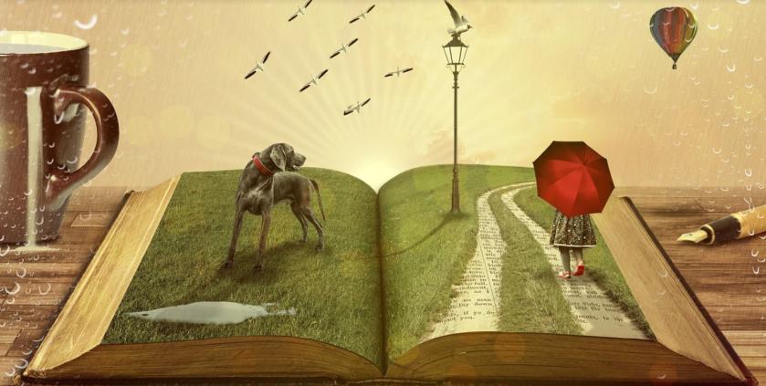 pixabay, books